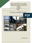 Article Usa Fy 2014 Audit Plan.