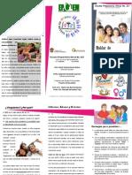 folleto sexualidad padres