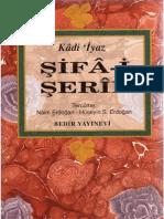 Kadi Iyaz - Sifa-i Serif_text
