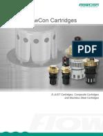 FlowCon Cartridges