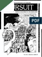 Pursuit Magazine, No 38-48 Combined
