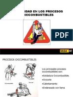 Seguridad en Los Procesos Oxicombustibles