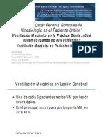 Ventilacion Mecanica en Pacientes Neurologicos- Curso OPG Rosario 2012