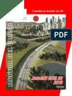 Manual Civil 3d 2010 - Completo