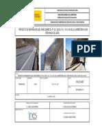 PROYECTO DE REPARACIÓN DEL PASO SOBRE EL FF.CC. EN EL P.K. 101+100 DE LA CARRETERA N-630