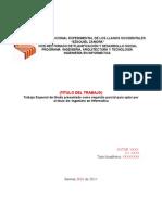 Tesis Modelo Ing. Inforfatica 2014 Darjeling Silva