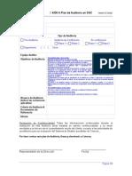 C 4330A Plan de Auditoria QMS