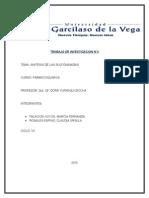Sintesis de Las Sulfonamidas