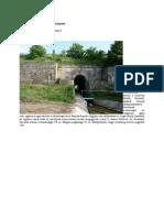 Kikeri-tói Római Kőgát Története