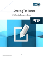 STH Security Awareness Report 2015