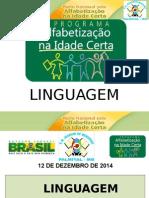PNAIC linguagem