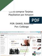 Como Comprar Tarjetas PlayStation Por Amazon