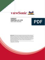 V3D231 Series Monitor 3D