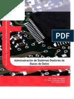 Administracion de Sistemas Gestores de Bases de Datos GARCETA