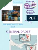 Terminales de Contenedores Pma