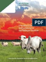 A Pecuaria e o Desmatamento