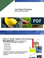 17) Maximo Health Safety& Environment