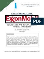 Report Exxon