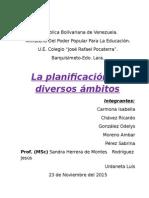 Informe de Formación Ciudadana