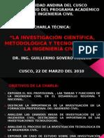 Investigación en Ingeniería Civil 2010