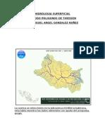 Hidrologia Superficial Poligonos de Thiessen