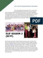 Sinopsis Elif Season 2 (SCTV)