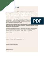 Estándares IEEE 802