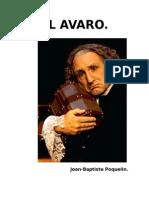 Analisis Literario de La Obra El Avaro Completo
