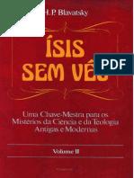 ISIS SEM VEU (II) - HPB