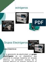 Grupos electrógenos (1)