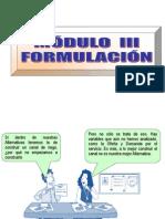 Formulacion y Evaluacion de Proyetos