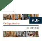 catalogos de obras.