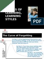 Week 2 - Learning Styles 1HW12