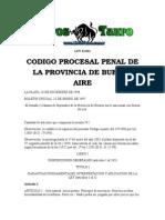 Republica Argentina - Codigo procesal penal de la Pcia. de Buenos Aires.doc