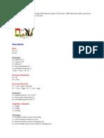 Contoh Soal Dan Pembahasan Tentang Fluida Dinamis