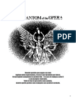 Il Fantasma Dell'Opera (Copione Integrale Ingl-ita)