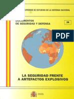 028 La Seguridad Frente a Artefactos Explosivos