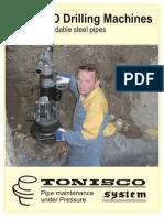 trepanação pipe manual