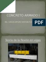 Exposición Concreto Armado i