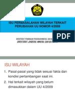 Pak Satya_bahan_isu Permasalahan Wilayah Utk Revisi Uu 4_2009