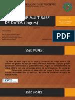 Sistemas de Multibase de Datos (Ingres)