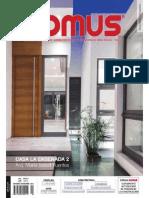 revista domus octubre - noviembre 2015