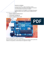 El Registro PORT en Arduino