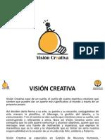 Brochure_servicios Visión Creativa