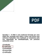 Questionarios DNA