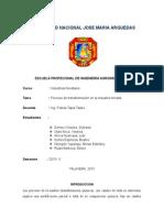 industrias forestales para la aplicación de un profesional
