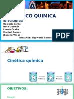 Fisco Quimica VELOCIDAD