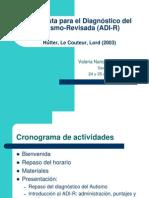 ADI-R Chile - Junio 2013 (1)