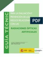 Guia Radiaciones Opticas