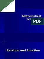 Matematika Ekonomi2